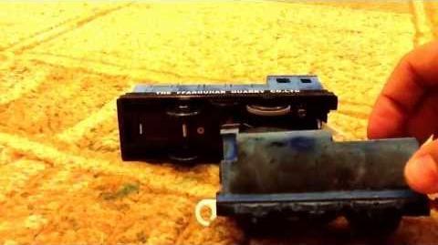 "Custom made Thomas The Tank Engine ""The Factory Express"""