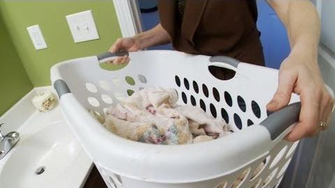 How to go green on laundry day