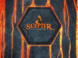 Scepter of the eternal flame