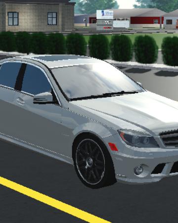 2009 Mercedes Benz C63 Amg Greenville Beta Roblox Wiki Fandom