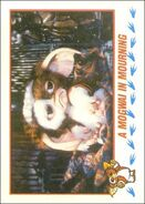 Topps A Mogwai in Mourning