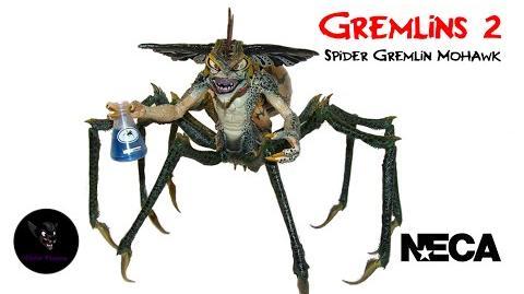 NECA Gremlins Spider Gremlin Mohawk Review
