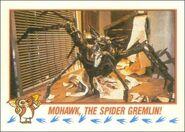 Topps Mohawk, the Spider Gremlin!