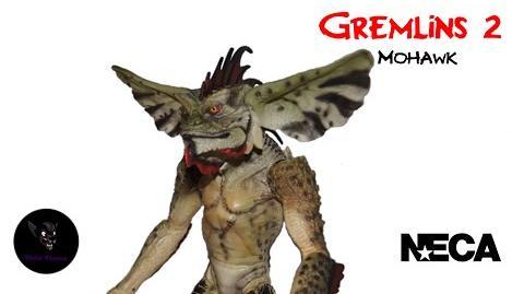 NECA Cult Classics Gremlins 2 The New Batch Mohawk Review
