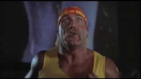 Hulk Hogan In Gremlins 2