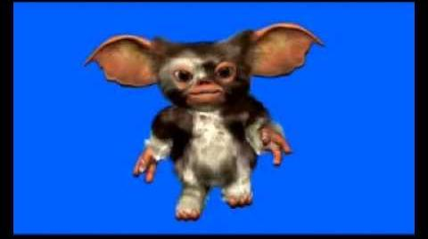 Gizmo from Gremlins (PS2 and Gamecube, unreleased)