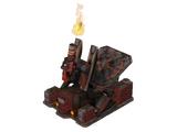 Beta artillery attachment