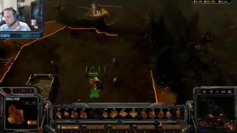 Grey Goo - Developer Gameplay Livestream - No Epics - Dec