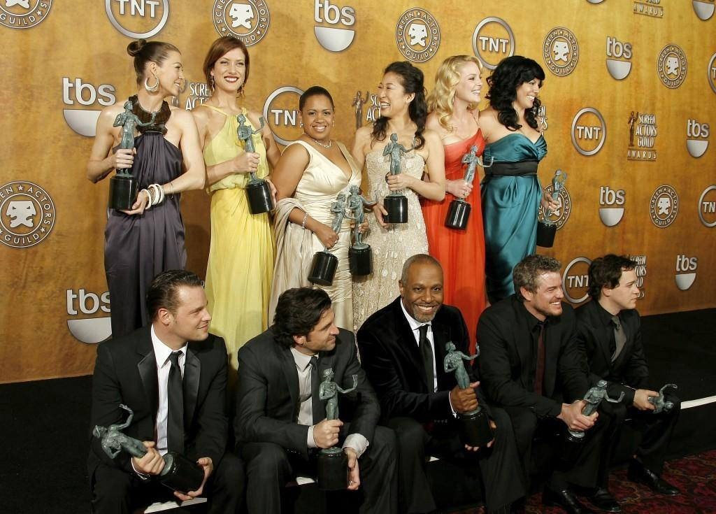 Grey's Anatomy/Awards