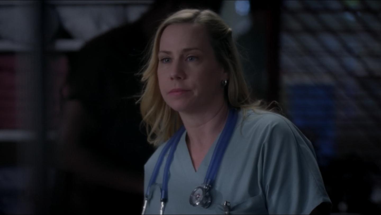 Nurse Cynthia Youngblood