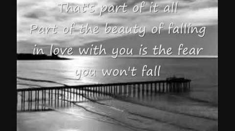"""The Fear You Won't Fall"" - Joshua Radin"