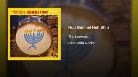 """Nun Gimmel Heh Shin"" - The LeeVees"