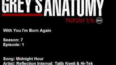 """""""Midnight Hour"""" - Reflection Internal Talib Kweli & Hi-Tek"""
