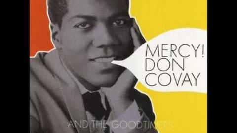 """""""Mercy, Mercy"""" - Don Covay & the Goodtimers"""