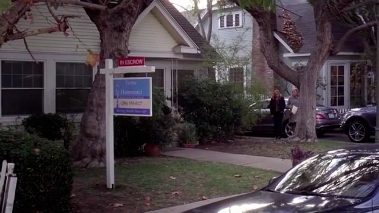 Callie and Arizona's House