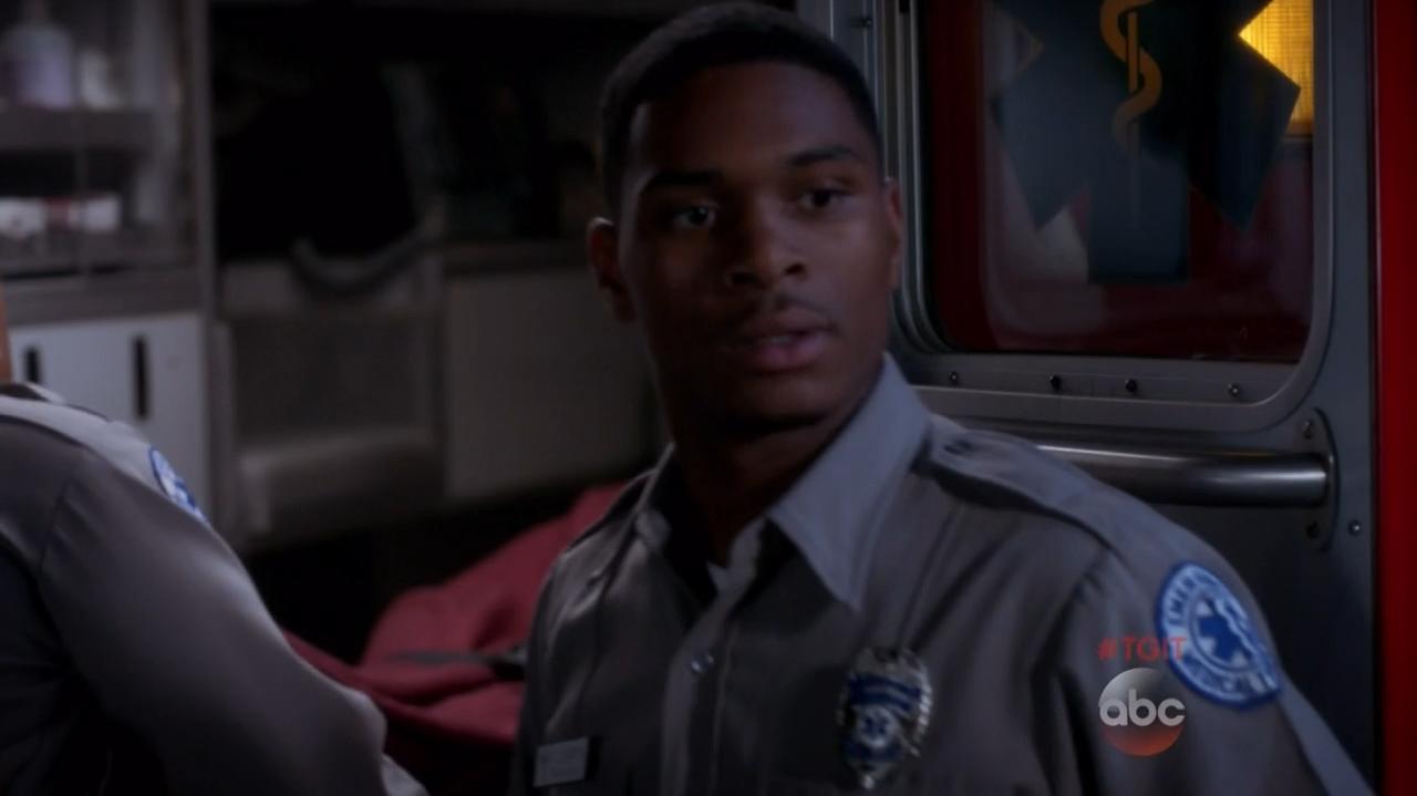 Paramedic Jamal