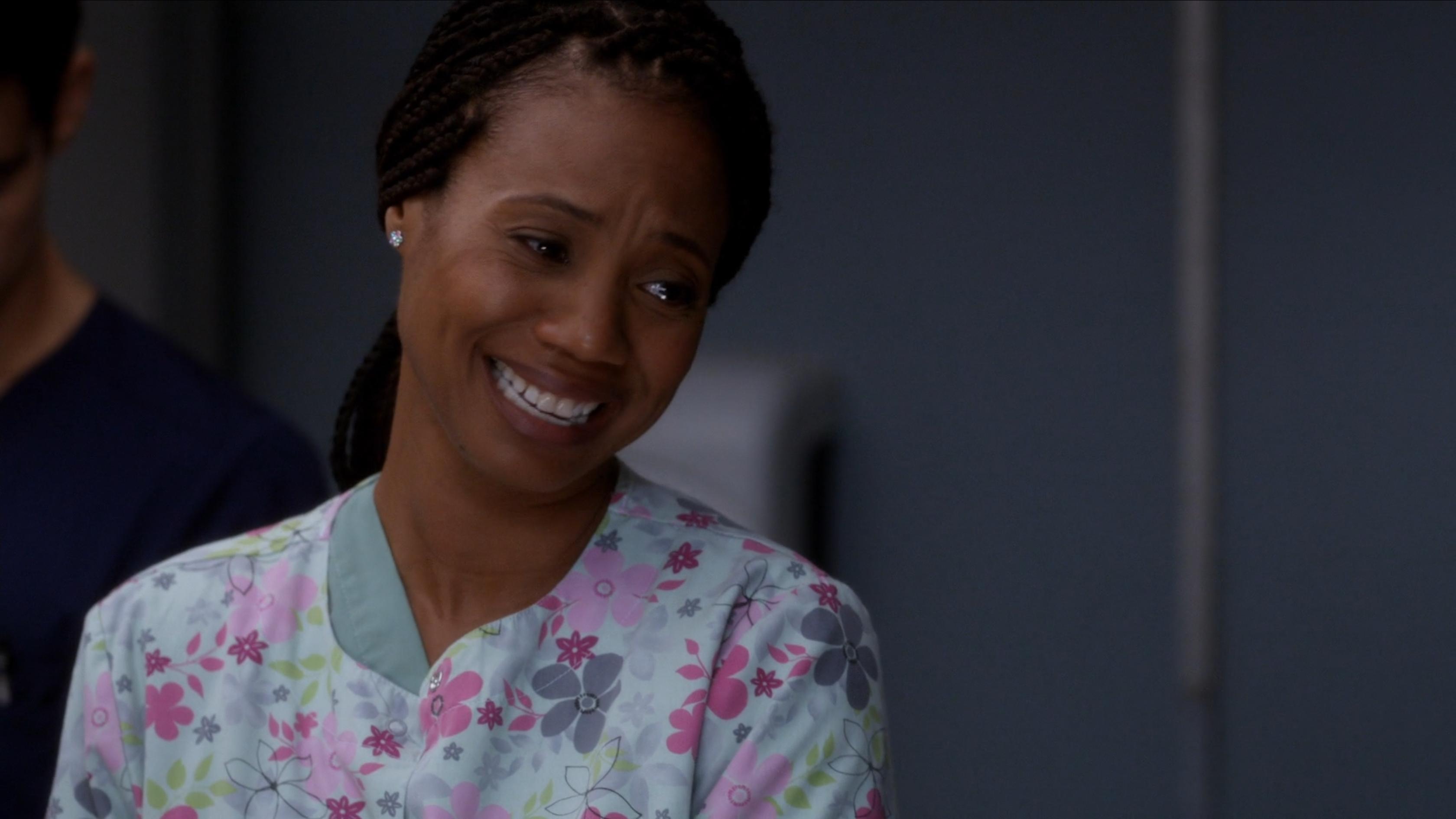 Nurse Caroline