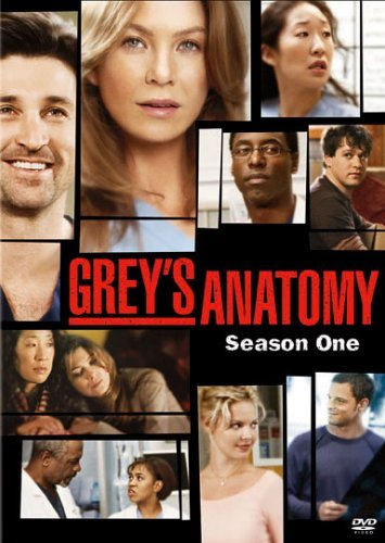 Grey's Anatomy/DVD Releases