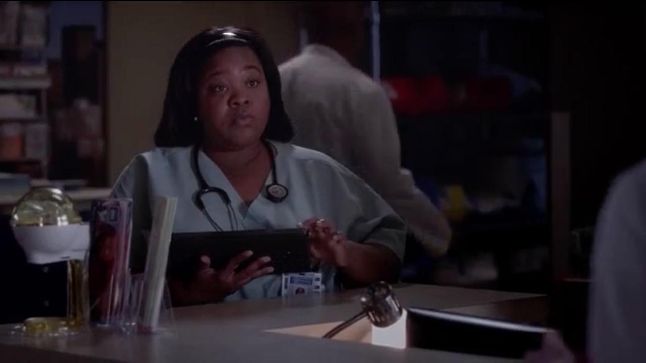 Nurse Kathleen