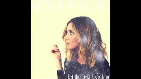 """""""Let The Light Back In"""" - Maggie Eckford"""