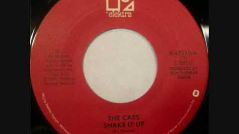 """""""Shake It Up"""" - The Cars"""