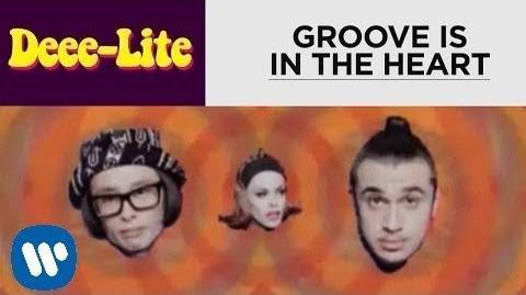 """Groove is in the Heart"" - Deee-Lite"