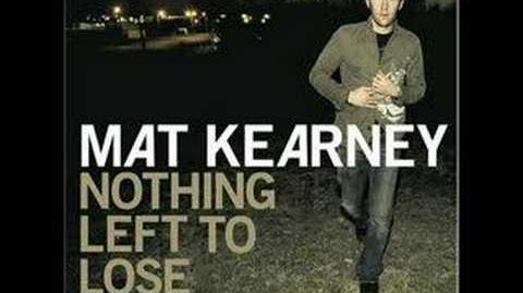 """Crashing Down"" - Mat Kearney"