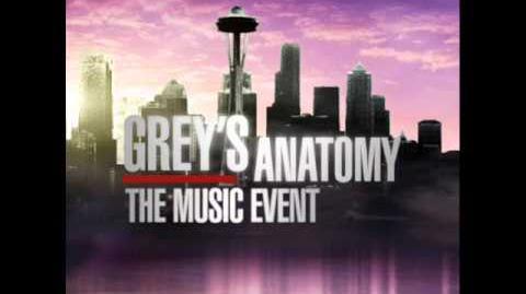 """Universe & U"" - Grey's Anatomy Cast"