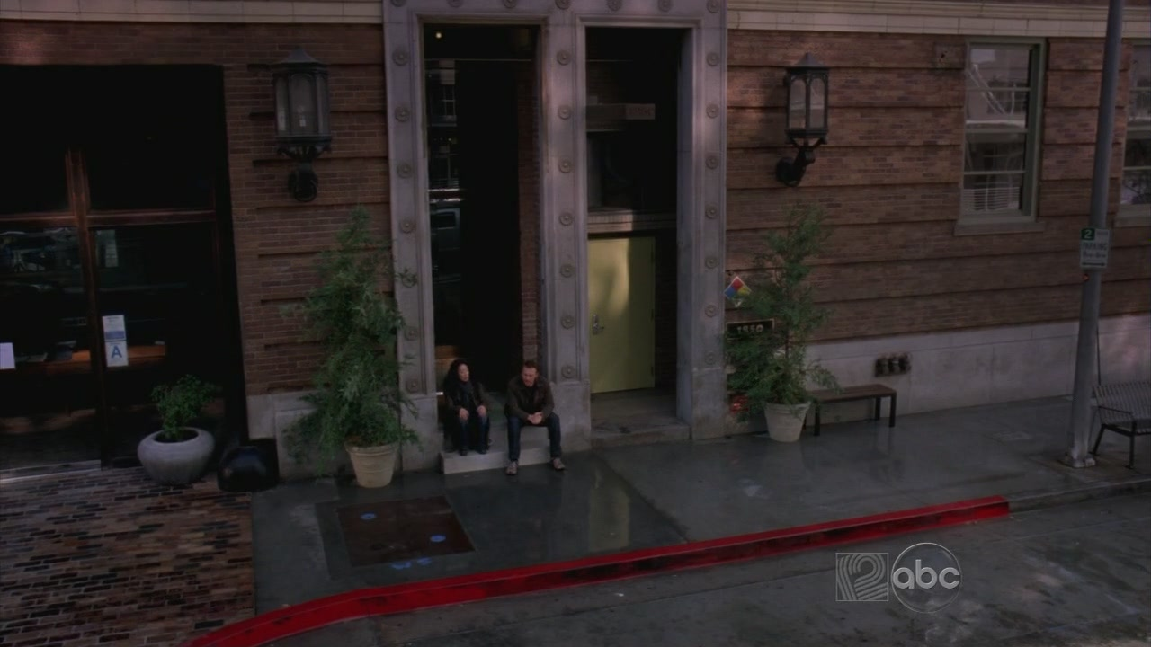 Callie and Arizona's Apartment