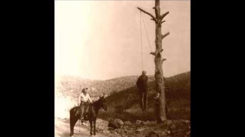 """""""Red Rocking Chair"""" - Black Prairie"""