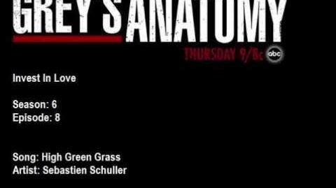 """""""High Green Grass"""" - Sébastian Schuller"""