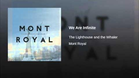 """""""We Are Infinite"""" - The Lighthouse and the Whaler"""