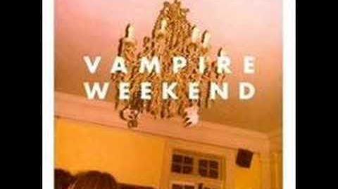 """""""Mansard Roof"""" - Vampire Weekend"""