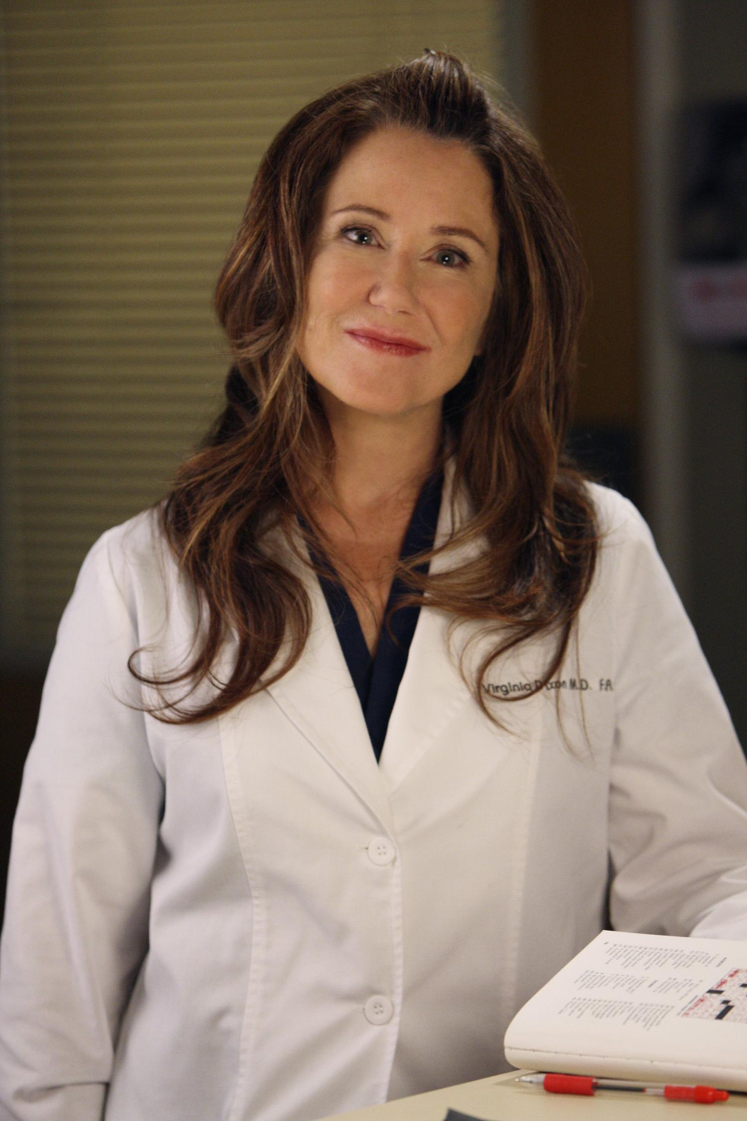 Virginia Dixon Grey S Anatomy Universe Wiki Fandom