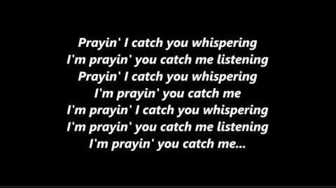 """""""Pray You Catch Me"""" - Beyonce"""