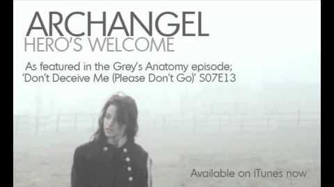 """""""Hero's Welcome"""" - Archangel"""