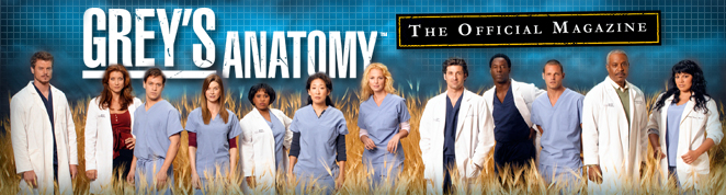 Grey's Anatomy Official Magazine