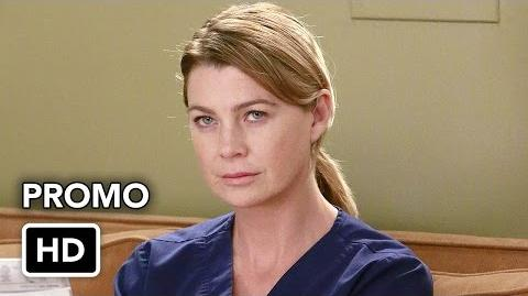 Grey's Anatomy 13x04 Promo