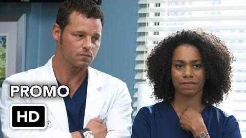 "Grey's Anatomy 14x04 Promo ""Ain't That a Kick in the Head"""