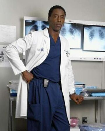 Preston Burke Grey S Anatomy Wiki Fandom