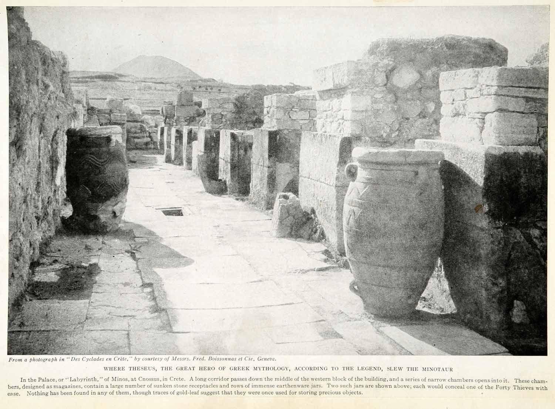 Labyrinth des Minos