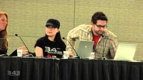 PAX East 2011 Grifball Panel 3