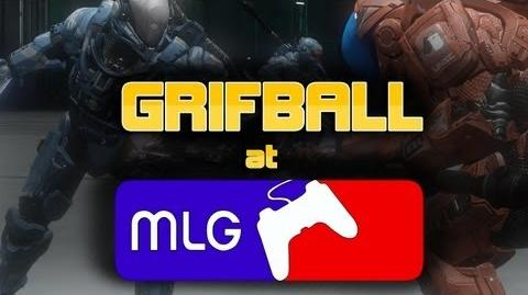 Halo 4 Grifball at MLG Dallas with Commentary