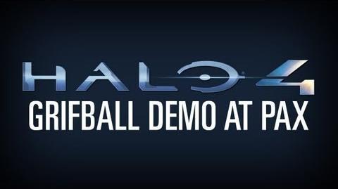 GrifballHub Demos Halo 4 Grifball at PAX
