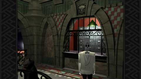 【Grim Fandango攻略】2年目〜その2〜【PS4】