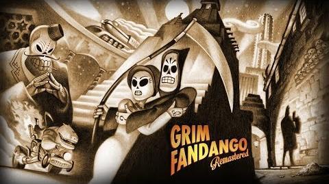 【Grim Fandango攻略】1年目〜その1〜【PS4】