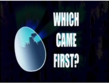 Which Came First Title Card.png