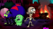 Jeff, Fred, and Skarr
