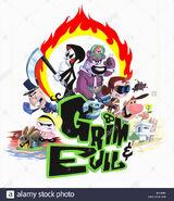 Mandy-the-grim-reaper-billy-grim-evil-2001-BPHH6P