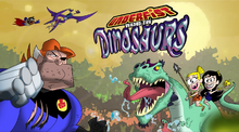 Underfist Versus the Dinosaurs Titlecard.png
